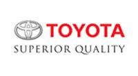 Toyota – Gold Sponsors
